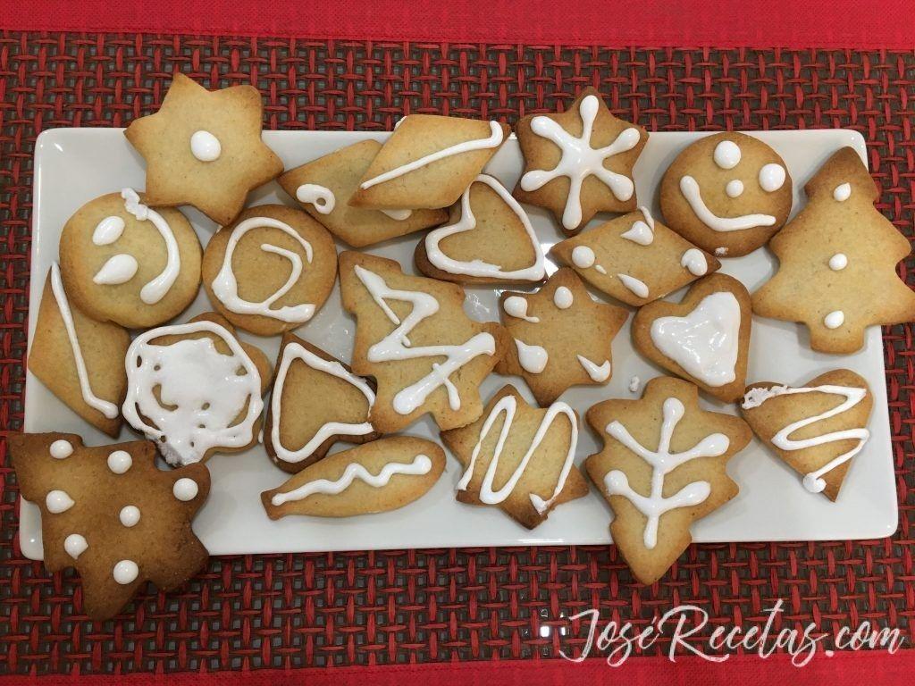 fuente de galletas