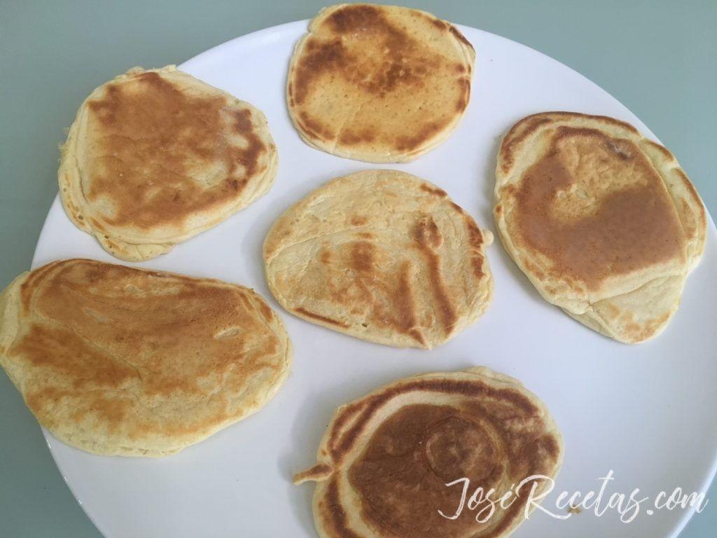 tortitas o pancakes