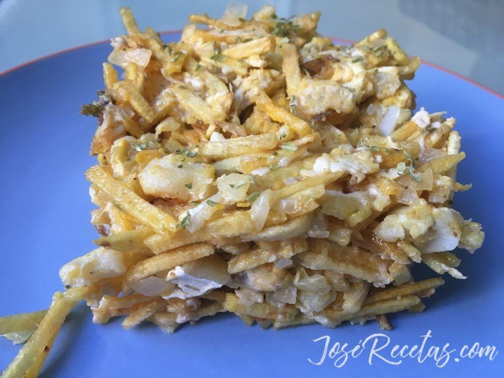 bacalao dorado de josé recetas